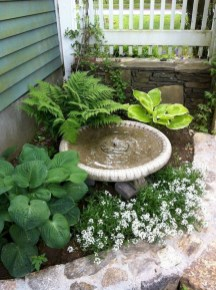 58+ Beautiful Low Maintenance Front Yard Landscaping Ideas (13)