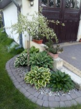 58+ Beautiful Low Maintenance Front Yard Landscaping Ideas (19)