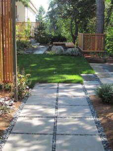 58+ Beautiful Low Maintenance Front Yard Landscaping Ideas (7)