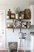 10+ Best Gorgeous Rustic Farmhouse Wall Color Scheme Ideas (10)