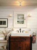 10+ Best Gorgeous Rustic Farmhouse Wall Color Scheme Ideas (12)