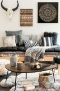28+ Comfy Neutral Winter Ideas for Your Home Decor (10)