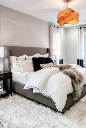 28+ Comfy Neutral Winter Ideas for Your Home Decor (18)