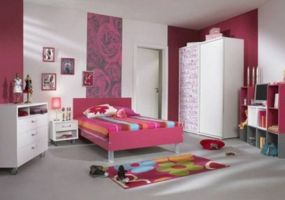 30+ Awesome Decorating Tips to Style Perfect Bedroom for Teen (14)