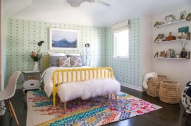 30+ Awesome Decorating Tips to Style Perfect Bedroom for Teen (2)