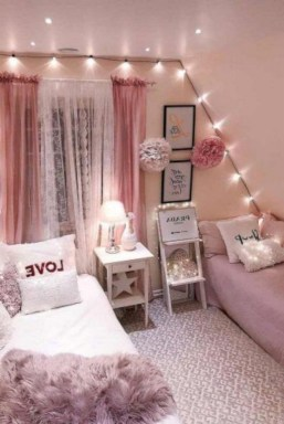 30+ Awesome Decorating Tips to Style Perfect Bedroom for Teen (28)