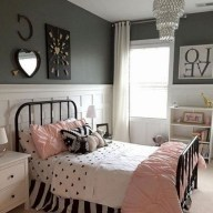 30+ Awesome Decorating Tips to Style Perfect Bedroom for Teen (7)