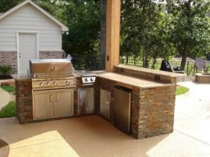 48+ Marvelous Outdoor Kitchen Ideas (15)