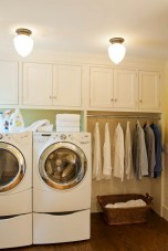 55+ Inspiring Simple and Awesome Laundry Room Ideas (14)
