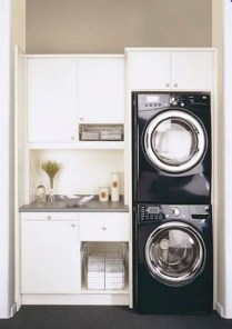 55+ Inspiring Simple and Awesome Laundry Room Ideas (45)