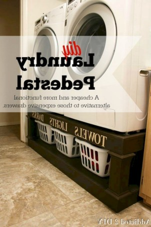 55+ Inspiring Simple and Awesome Laundry Room Ideas (53)