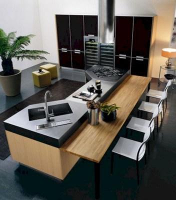 56+ Amazing Modern Kitchen Design Ideas And Remodel (10)