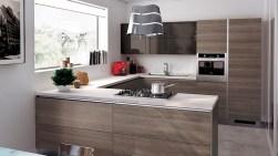 56+ Amazing Modern Kitchen Design Ideas And Remodel (55)