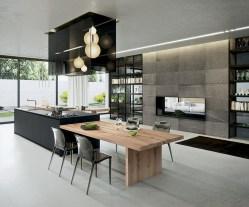 56+ Amazing Modern Kitchen Design Ideas And Remodel (6)