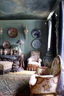 58+ Awesome Granny Chic Ideas for First Apartment Decorating On A Budget (2)