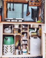 82+ Inspiring RV Camper Van Interior Design and Organization Ideas (15)