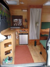 82+ Inspiring RV Camper Van Interior Design and Organization Ideas (4)