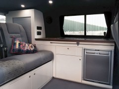 82+ Inspiring RV Camper Van Interior Design and Organization Ideas (52)