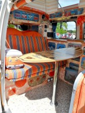 82+ Inspiring RV Camper Van Interior Design and Organization Ideas (57)