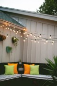 28+ Awesome Party Alcove Party Lights Tips for Outdoor Decor Ideas (18)