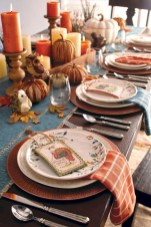 28+ Inspiring Turkey Decor Ideas for Your Thanksgiving Table (2)