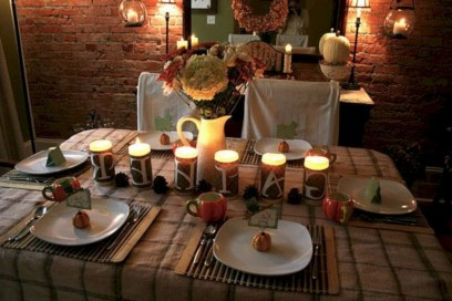 28+ Inspiring Turkey Decor Ideas for Your Thanksgiving Table (22)