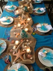 30+ Awesome Party Table Decorations Ideas For Your Special Moment (14)