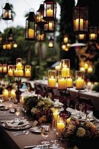 30+ Awesome Party Table Decorations Ideas For Your Special Moment (6)