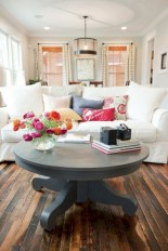 30+ Creative Tips For A Perfect Coffee Table Styling To Living Room (14)