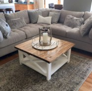 30+ Creative Tips For A Perfect Coffee Table Styling To Living Room (4)