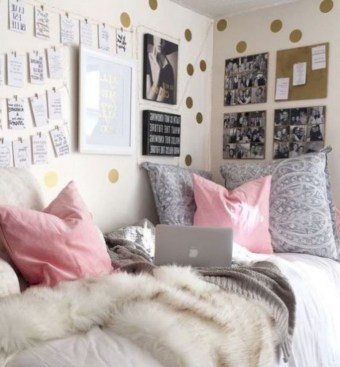 30+ Interesting Dorm Room Ideas That Your Inspire 32