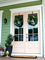 46+ Beauty Chic and Simple Entrance Ideas for Your House (14)