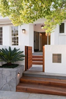 46+ Beauty Chic and Simple Entrance Ideas for Your House (4)