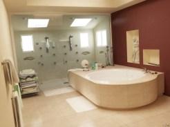 29+ Remarkable Bathroom Design Ideas 22