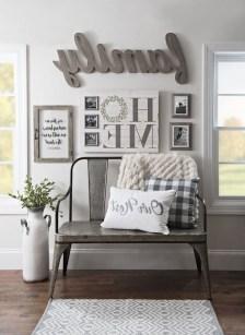 37+ Marvelous Farmhouse Home Decor Ideas Easy To Apply (11)