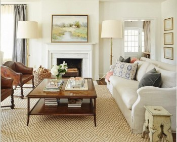 43+ The Top Family Living Room Decoration Ideas (6)