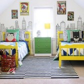 44+ Cool Superhero Theme Ideas For Boy's Bedroom (22)