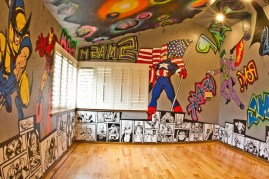 44+ Cool Superhero Theme Ideas For Boy's Bedroom (35)