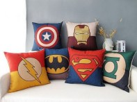 44+ Cool Superhero Theme Ideas For Boy's Bedroom (42)