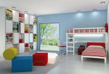 44+ Cool Superhero Theme Ideas For Boy's Bedroom (44)