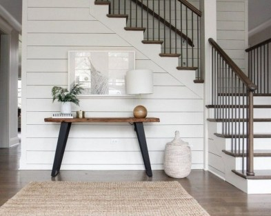 45+ Amazing Interior Design Ideas With Farmhouse Style (17)