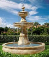 46+ Beauty Outdoor Water Fountains Ideas Best For Garden Landscaping (14)