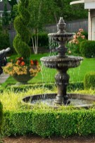 46+ Beauty Outdoor Water Fountains Ideas Best For Garden Landscaping (22)
