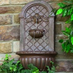 46+ Beauty Outdoor Water Fountains Ideas Best For Garden Landscaping (26)