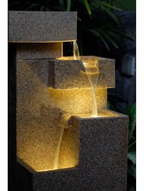 46+ Beauty Outdoor Water Fountains Ideas Best For Garden Landscaping (41)