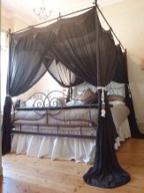64+ SIMPLE AND EASY DIY BEDROOM CANOPY IDEAS ON A BUDGET 37