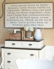 75+ Stuning Farmhouse Dining Room Decor Ideas 05