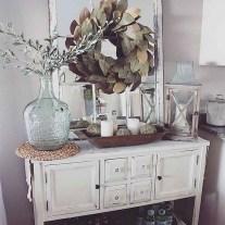 75+ Stuning Farmhouse Dining Room Decor Ideas 30