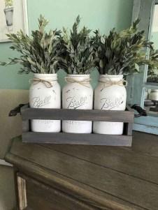 75+ Stuning Farmhouse Dining Room Decor Ideas 71