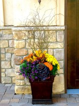 88+ Amazing Fall Container Gardening Ideas (23)